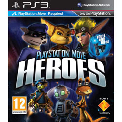 PlayStation Move Heroes: Review