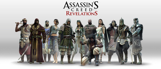 PS3 Owners Can Soon Play the Assassin's Creed: Revelations Beta