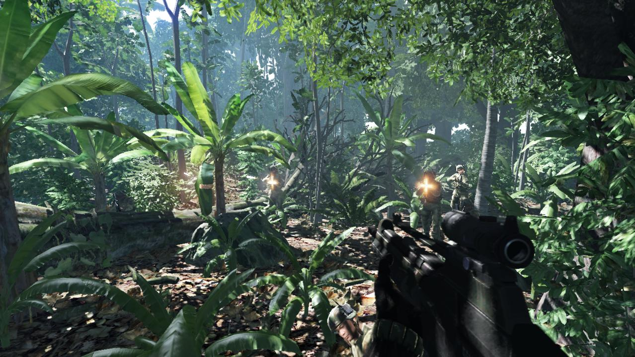 EA Crytek's shooter coming to Xbox LIVE and PSN next month