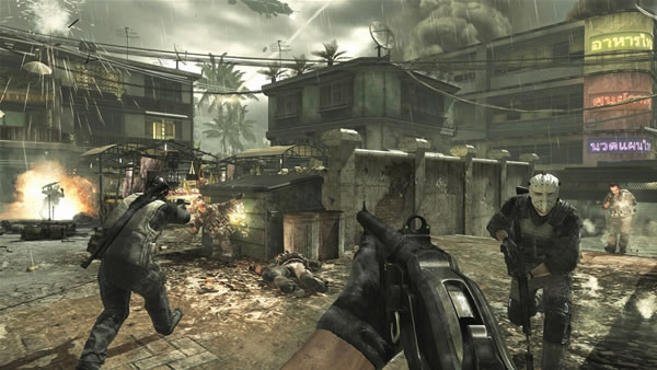 Over 500 developers working on Call of Duty franchise
