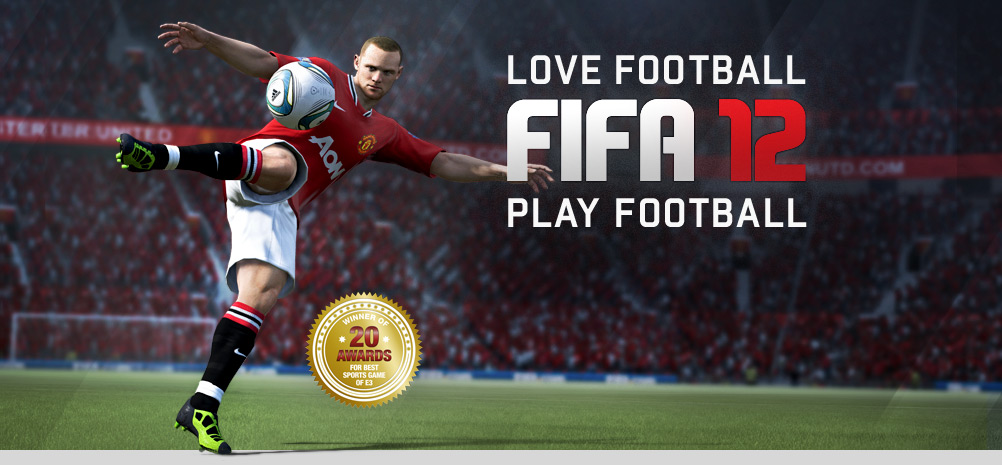 Site Re-Launch – FIFA 12 Competition