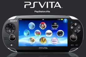 Pre-order The Brand New PlayStation Vita