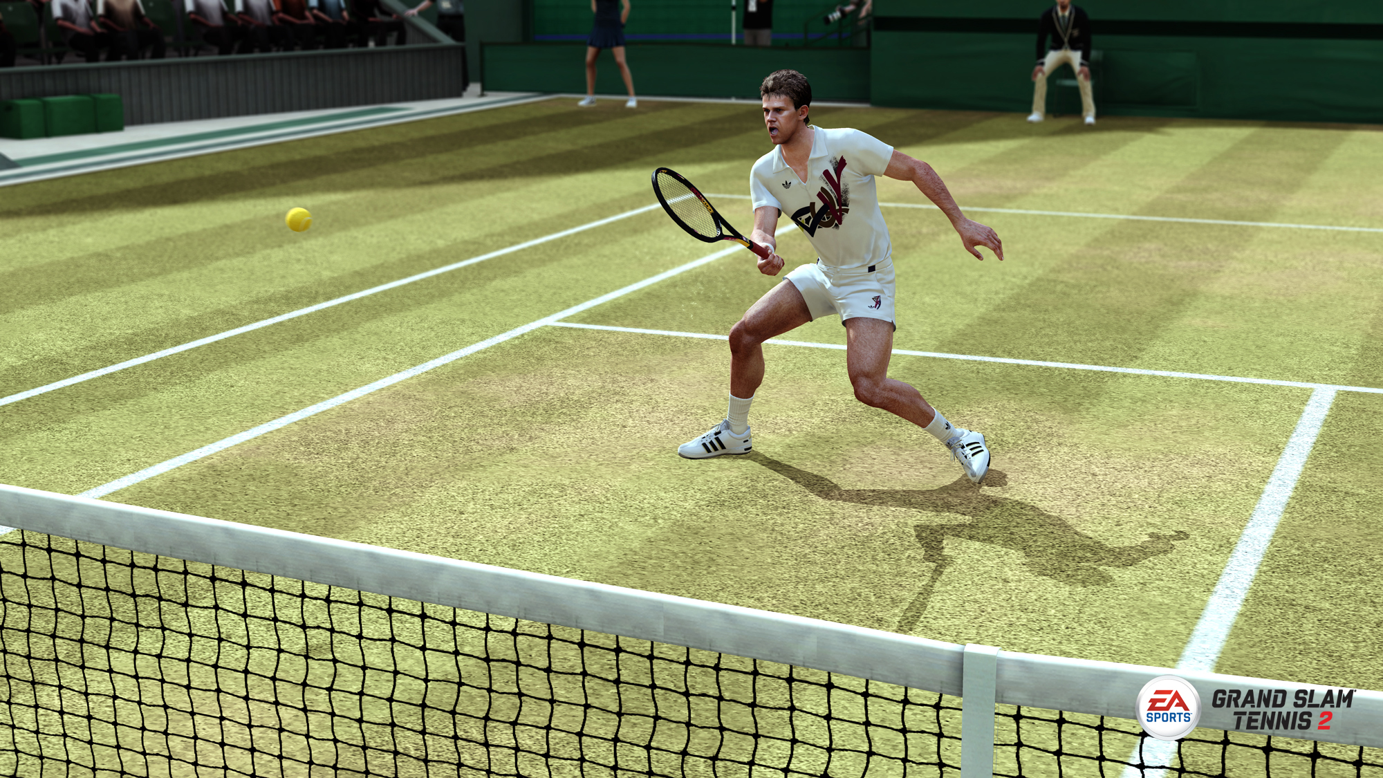 Grand Slam Tennis 2 – More Slammin'Screens