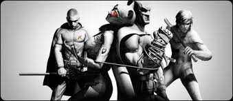 Batman: Arkham City – Announcing two new DLC packs