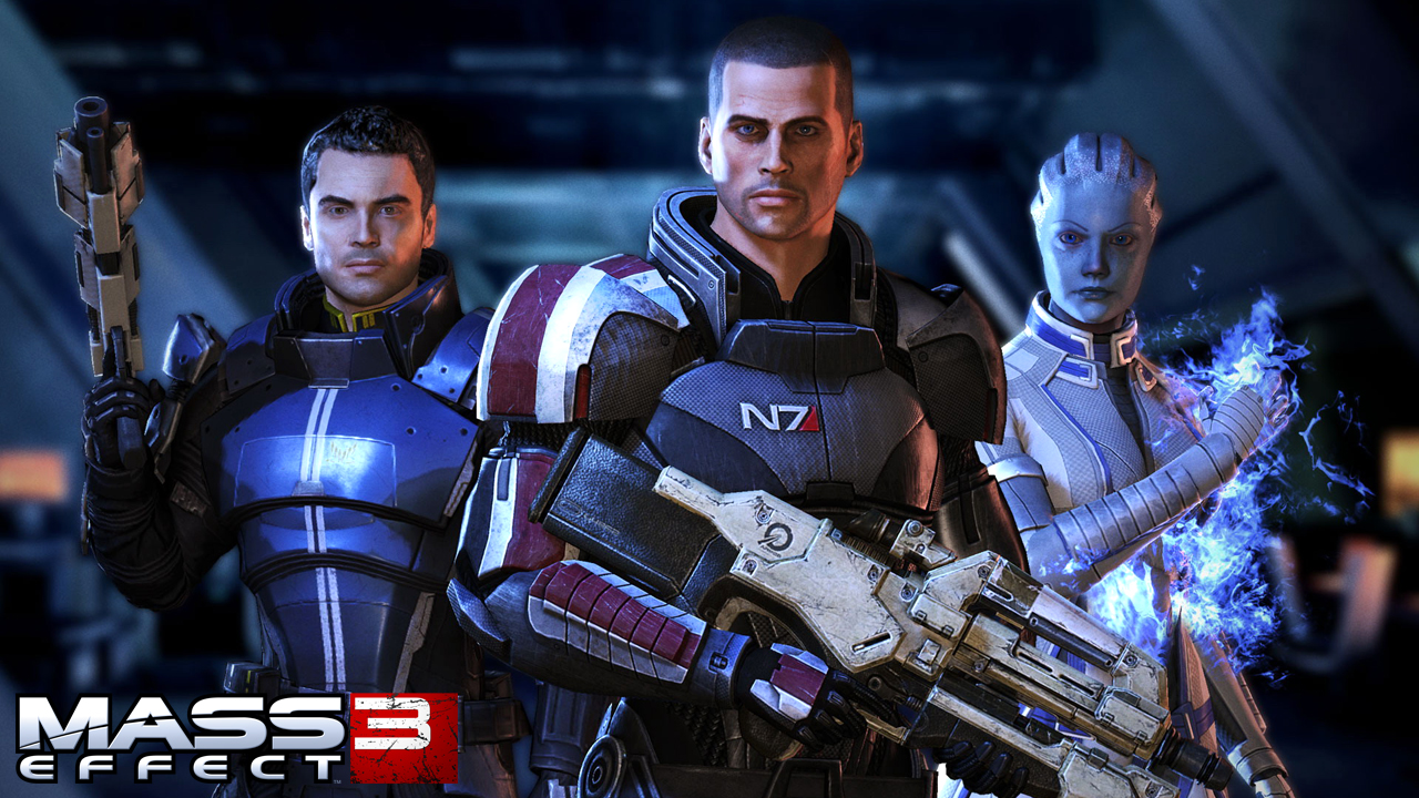 "Mass Effect 3 – Awarded ""Most Anticipated Game of 2012"""