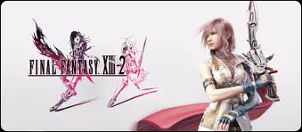 Final Fantasy XIII-2 'Time Travel' trailer
