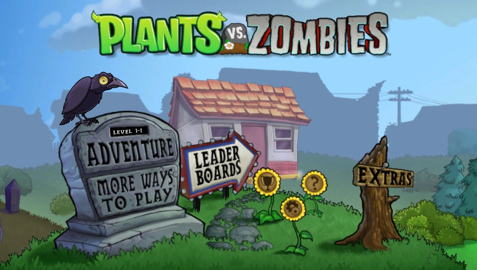 Plants vs. Zombies – PS Vita Screenshots