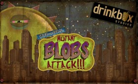 Tales from Space: Mutant Blobs Attack Invades PlayStationVita System!