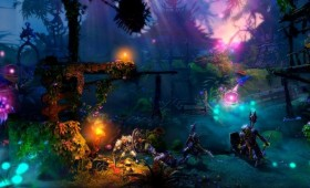Trine 2 back in QA, should be available Soon