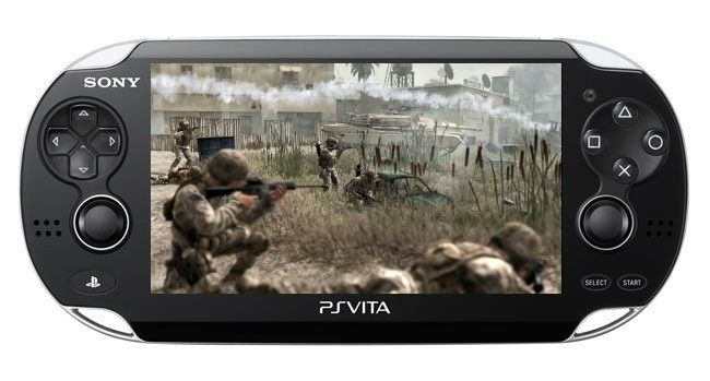 Playstation Vita Call Of Duty : Call of duty vita confirmed for release playstation gamer