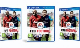EA Sports Launches Fifa Football on Playstation Vita