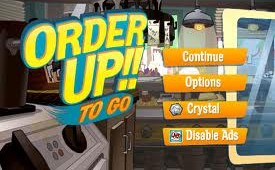 Order Up!!  Cooking Game to be Delivered on February 28th
