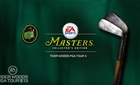Tiger Woods PGA TOUR 13 – Collector's Edition In Stores Now