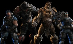 Gears 3 'Forces of Nature' map Pack Released