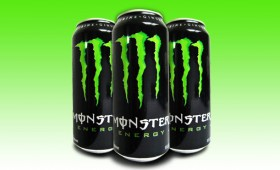 A can of Monster Energy Drink with every purchase of MUD