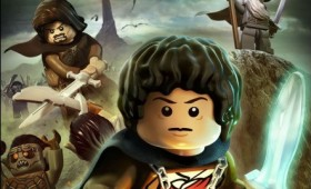Lego Lord of the Rings launch trailer