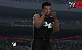 Mike Tyson is WWE '13 Pre-Order Exclusive