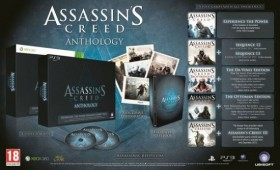 Assassin's Creed Anthology Confirmed to include all 5 games & DLC