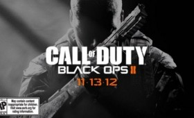 Call of Duty: Black Ops 2 singleplayer gameplay video