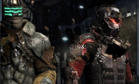 Dead Space 3: In Co-Op, You'll Face Your Madness Alone.