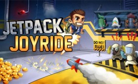 Jetpack Joyride – Screenshots