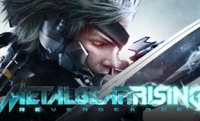 Konami Announced Metal Gear Rising: Revengeance New Assets