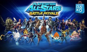 PlayStation All-Stars Battle Royale DLC characters in action