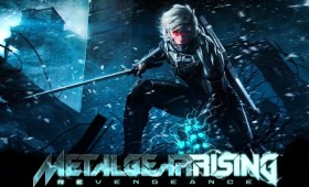 Metal Gear Rising Jetstream, Blade Wolf DLC packs out April