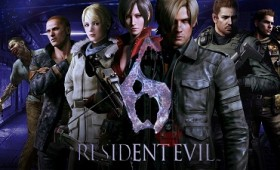 Resident Evil 6 movie releasing September 2014