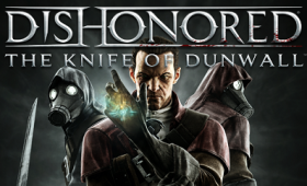 Dishonored DLC: The Knife of Dunwall out now
