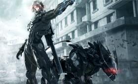 Metal Gear Rising Revengeance – Blade Wolf DLC Trailer