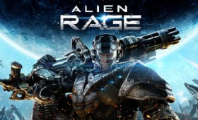 Alien Rage screenshots and gameplay trailer