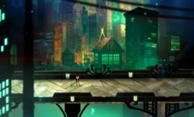 Transistor E3 screenshots