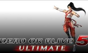 Dead or Alive 5 Ultimate Packshots