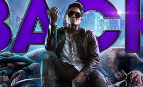 Saints Row IV 'Gat is back'