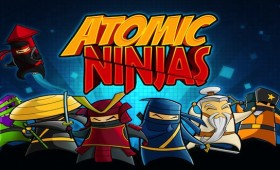 Atomic Ninjas First Gameplay Trailer