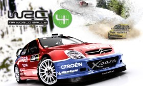 WRC FIA World Rally Championship 4 on the way