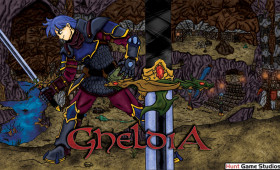 Gheldia Retro-style adventure RPG and Screenshots