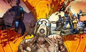 Borderlands 2 and Fez coming to Vita