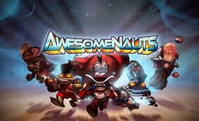 Awesomenauts – Meet the fifteenth Awesomenaut, Admiral Swiggins