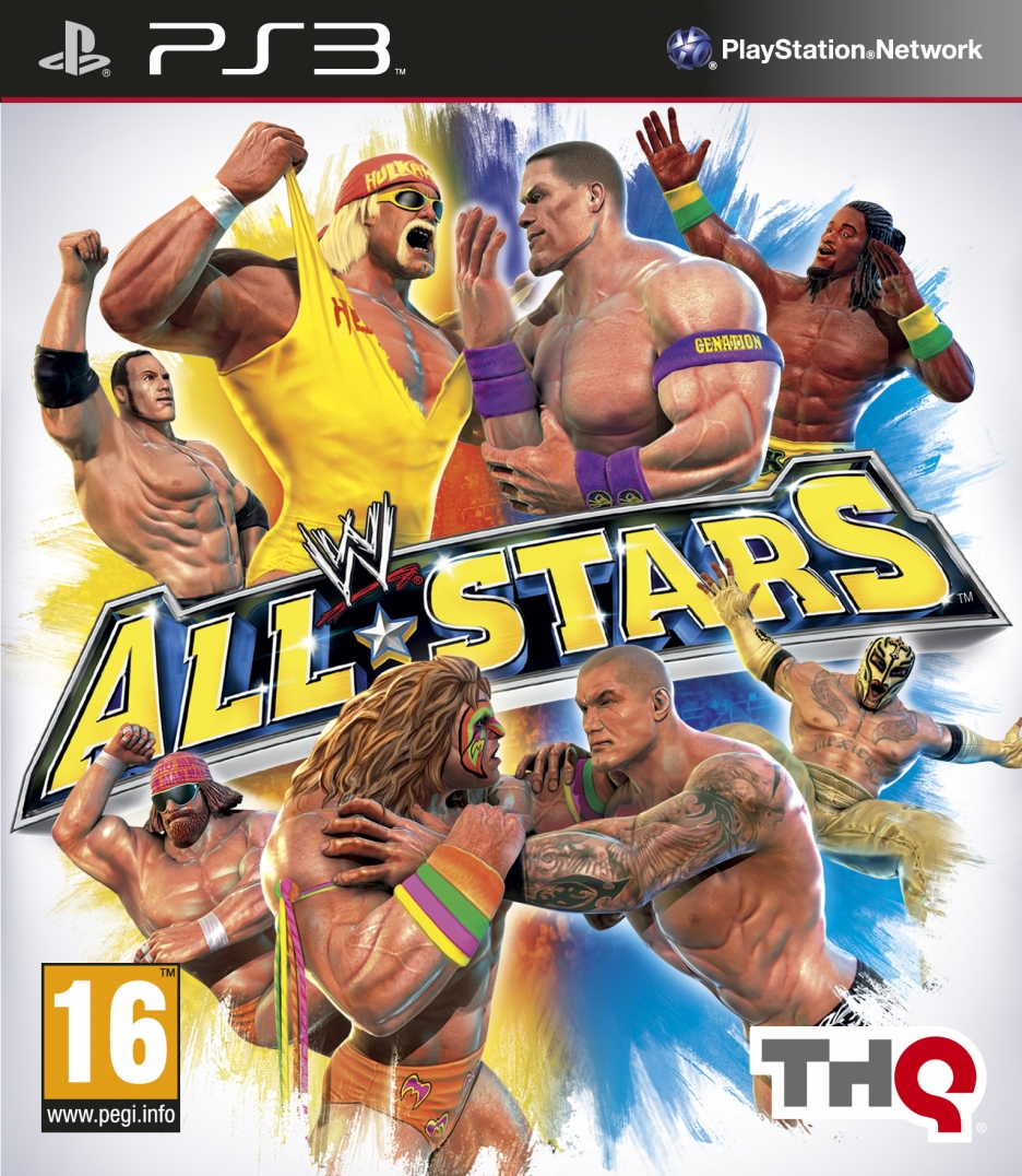 WWE All Stars – Review