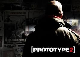 Prototype 2 – Artwork showing off the characters Rooks and Dr Koenig