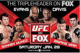 UFC3/UFC on Fox 2 – Fight Sim Video