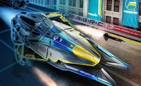 Wipeout HD Content Coming To Wipeout 2048