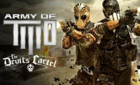 Army of Two: The Devil's Cartel Demo out Next week