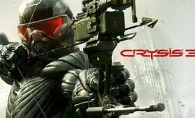 Crysis 3 retains top spot