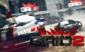 GRID 2 DLC: Drift Pack