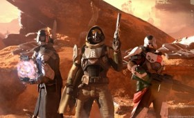 Activision and Bungie Release Epic 60-Second Destiny Trailer