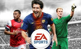 Ultimate Team gold packs to fans who pre-order FIFA 14