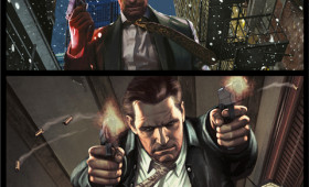 Max Payne 3: The Complete Series Graphic Novel Coming